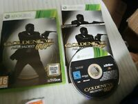 Goldeneye Reloaded 007 Xbox 360 by Activision Microsoft complete with mini guid
