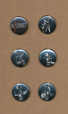 The Strokes First Impressions of Earth Rare promo button set '06 (6 in total)