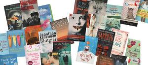 Bücherkiste: Belletristik-Liebe-Fantasy-Abenteuer-Krimi-Thriller-Science Fiction