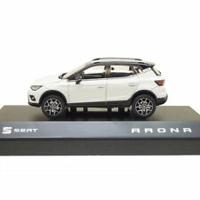 SEAT ARONA 1/43. SEAT COLLECTION. COLOR BLANCO.