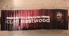 38 DVD - Il grande cinema di Clint Eastwood -Opera completa gazzetta dello Sport