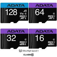 128GB 32GB 64GB 16GB MicroSD Class 10 SDHC SDXC TF Memory Card Samsung Nintendo