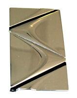 Citroen DS3 Front Bonnet Chrome Badge Emblem Logo New Genuine 8666T6