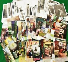 Collection x 146 Song Words Postcards by Bamforth & Co. Edwardian / WW1