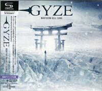 GYZE-NORTHERN HELL SONG-JAPAN SHM-CD BONUS TRACK F56