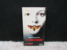 1991 The Silence of the Lambs Jodie Foster/Anthony Hopkins, Orion Pictures VHS