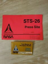 Space Shuttle News Media Pass