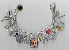 Titanic The Movie Charm Bracelet Altered Art Heart of the Ocean Gift Bag