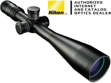 New Nikon Black FX1000 Rifle Scope 6-24x50 FX-MOA Riflescope W/SF Matte 16515