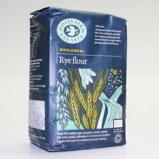 DOVES FARM | Rye Flour Wholegrain Organic | 1 x 1kg