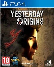 Jeu PS4 YESTERDAY ORIGINS