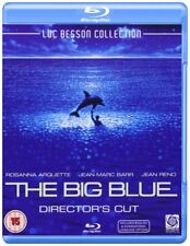 The Big Blue (English Language) (Blu-Ray) (C-15)