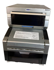 DNP DP-DS80D Digital Photo Printer With OP-TU80X Duplex Turning Unit USB