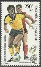 Timbre Sports Football Polynésie PA168 ** lot 12377