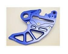 BLUE Warp9 Rear Brake Disc Guard HUSABERG 2009-2014 HUSQVARNA 2014-16 (DG-44-20)