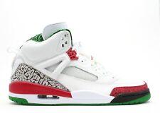 Jordan Spiz'ike White/Varsity Red-Green M size 13