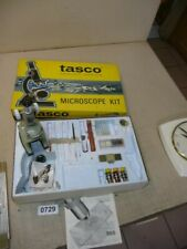 0729. gebr. Mikroskop Kit TASCO