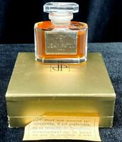 Jean Patou Joy De Jean Patou Parfum 1/2 oz 100% Full Baccarat Style w/Box