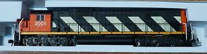 Atlas N #40001984 Canadian National (Rd #2001) C-630 (Locomotive) DC