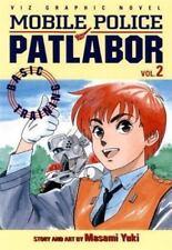 Mobile Police Patlabor: Mobile Police Patlabor Vol. 1 by Masami Yuki (1998, Pap…