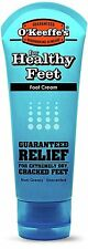 5 x O'Keeffe's Working Feet Cream Tube For Extremely Dry Cracked Foot Skin 85g