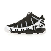 New Model FILA Heritage Spaghetti 95 Black White NBA ...