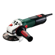 Metabo 1000w Variable Speed Angle Grinder 125mm WEV 10-125 Q 600388000