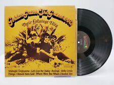 Grass Roots Golden Grass Their Greatest Hits DS50047 1968 VG+ LP vinyl record