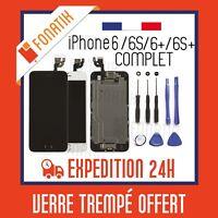 BLOC COMPLET ECRAN LCD RETINA VITRE TACTILE CHASSIS IPHONE 6/6 plus/6S/6S plus