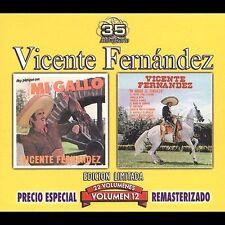 Vicente Fernández : Hoy Platique Con Mi GalloMi Amigo el To CD