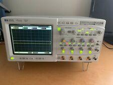 Hewlett Packard Infiniium Oscilloscopes 500 Mhz Model 54815A
