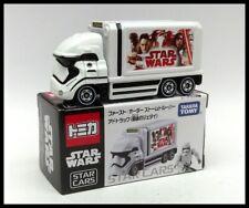 TOMICA STARWARS Stormtrooper AD1 Track ( The Last Jedi ) TOMY CARS STAR WARS