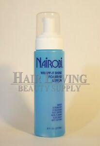 Nairobi Wrapp-It Shine Foaming Lotion 8 fl.oz