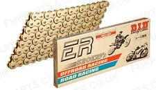 DID 520 ERV3 Gold X-Ring Drive Chain 120 Links - Road Off-Road Racing
