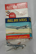 1960's Frankonia Mail Box Series Air France Caravelle Jetliner, Boxed