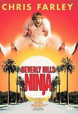 Beverly Hills Ninja (DVD) NEW Factory Sealed - Chris Farley - Widescreen