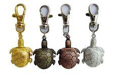 Bulk lots 10 pcs tortoise design Key Ring watches L28