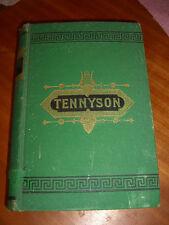 The Works of Alfred Tennyson (Poet Laureate)- C. Kegan Paul & Co./London- 1878