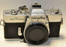 Vintage MINOLTA SRT 303 BOITIER SEUL