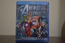 Avengers Assemble Season 1 Blu-ray Set