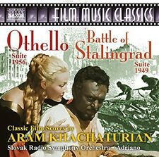 Khachaturian - Battle of Stalingrad & Othello Suites [New CD]