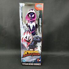 Marvel TITAN Hero Series Spiderman MAXIMUM Venom Ghost-spider Edition
