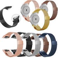 Samsung Gear S2 SM-R720 / SM-R730 Watch Band Stainless Steel Bracelet Wristband