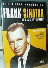 Frank Sinatra The Magic Of The Music DVD New and Sealed Original UK Release R2