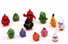 Angry Birds Action Figure Toys 12pcs/Set Kids Collection Game Movie gift Red Pig