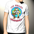 Los Pollos Hermanos T-shirt Breaking Bad Heisenberg Gus Fring Walter White Logo