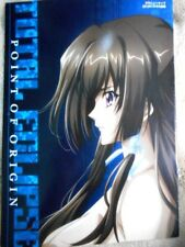 TOTAL ECLIPSE Japanese booklet Anime Robot official MP