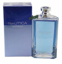 Nautica Voyage 6.7oz/200ml Edt Spray For Men New In Box By Nautica