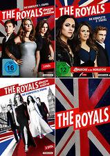 The Royals - Die komplette 1. + 2. + 3. Staffel                      | DVD | 042