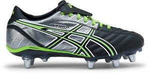 SALE | ASICS LETHAL WARNO ST2 MENS FOOTBALL BOOTS (9037)